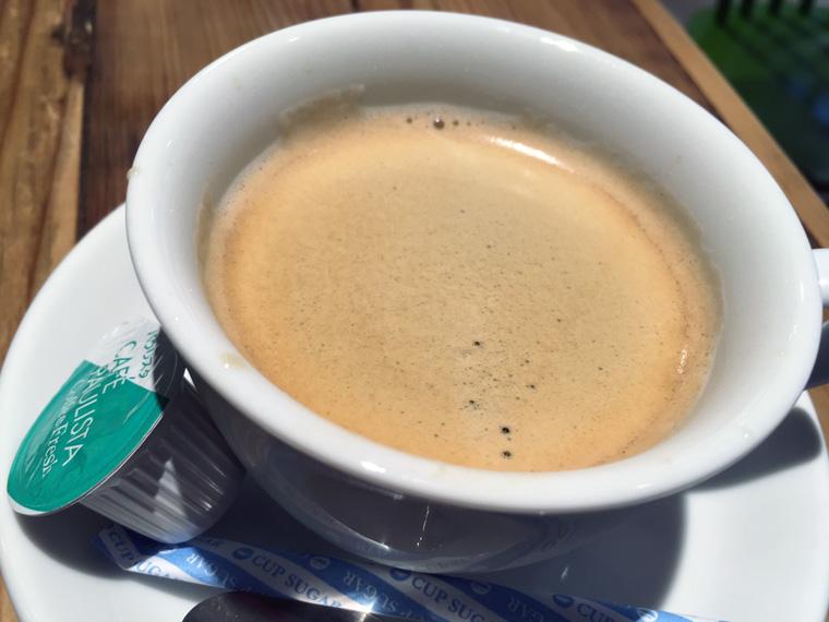 カフェレストラン デイジイのホットコーヒー