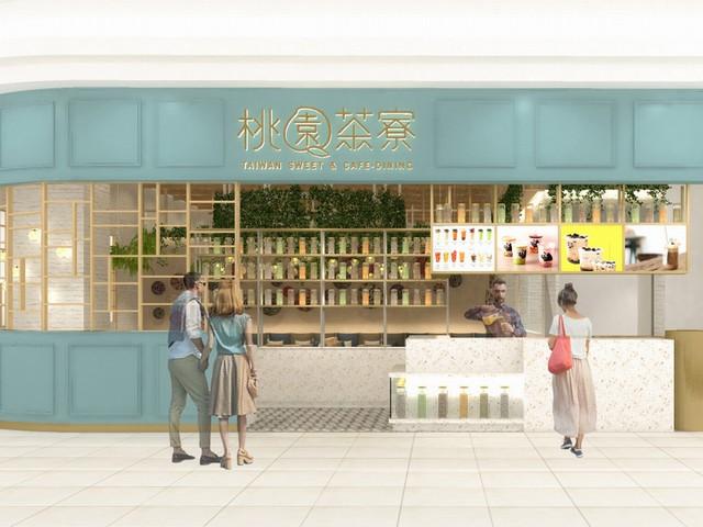 台湾スイーツカフェ「桃園茶寮 イオンモール浦和美園店」がオープン!メニューのご紹介♪